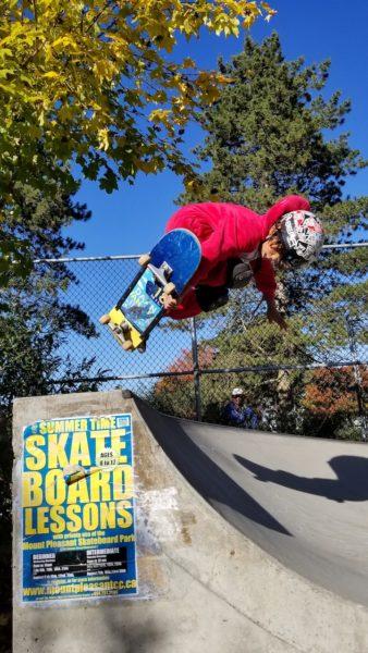 Easy steps to learn how skateboard